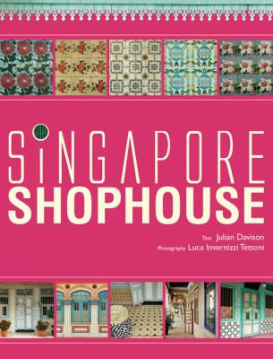 Singapore Shophouse 9789810597160
