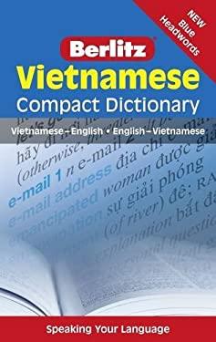 Berlitz Vietnamese Compact Dictionary 9789812469526