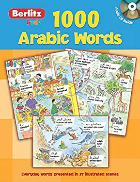 1000 Arabic Words [With CD] 9789812685766
