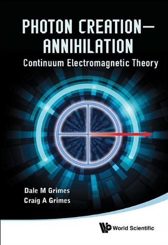 Photon Creation - Annihilation: Continuum Electromagnetic Theory 9789814383363