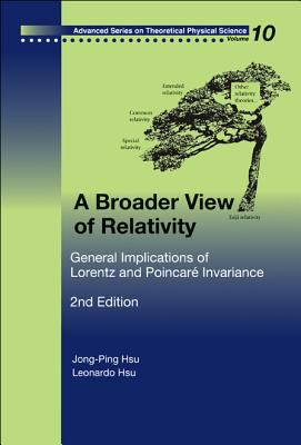 A Broader View of Relativity: General Implications of Lorentz and Poincare Invariance 9789812566515