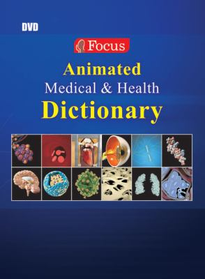 Focus Animated Medical & Health Dictionary [With Paperback Book] 9789814284059
