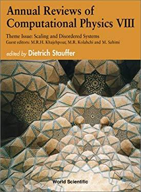 Annual Reviews of Computational Physics VIII 9789810245245