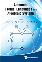 Automata, Formal Languages and Algebraic Systems: Proceedings of AFLAS 2008 8635491