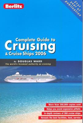 Berlitz Complete Guide to Cruising & Cruise Ships 9789812467393