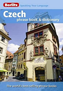 Berlitz Czech Phrase Book and Dictionary 9789812683236