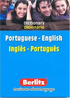 Berlitz Dictionary/Dicionario Portuguese-English/Ingles-Portugues 9789812465047