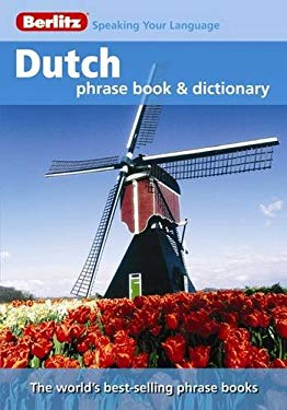 Berlitz Dutch Phrase Book and Dictionary 9789812683250