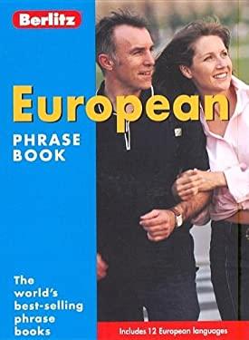 Berlitz European Phrase Book 9789812467867