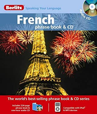 Berlitz French CD Pack [With Book] 9789812681881