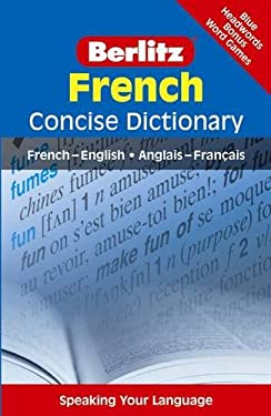 Berlitz French Concise Dictionary 9789812680150