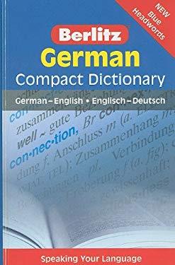Berlitz German Compact Dictionary: German-English/Englisch-Deutsch