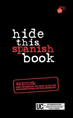 Berlitz Hide This Spanish Book 9789812464309