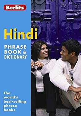 Berlitz Hindi Phrase Book & Dictionary 9789812467218