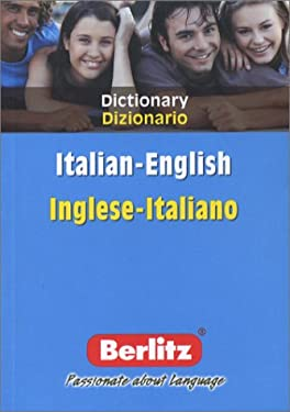 Berlitz Inglese-Italiano Dizionario/Italian-English Dictionary 9789812463746