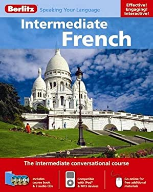 Berlitz Intermediate French [With Course Book]
