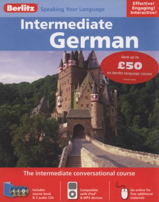 Berlitz Intermediate German [With Course Book] 9789812684080