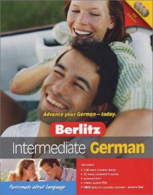 Berlitz Intermediate German [With Course BookWith Audioscript] 9789812462695