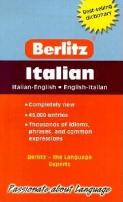 Berlitz Italian Pocket Dictionary 9789812462503
