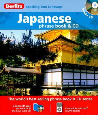 Berlitz Japanese Phrase Book & CD [With Phrase Book] 9789812681928