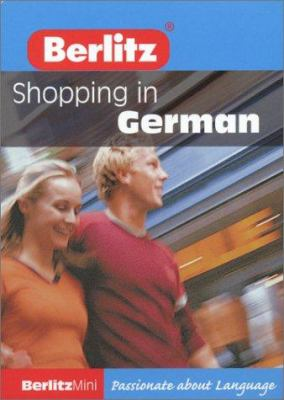 Berlitz Mini Shopping in German 9789812464064