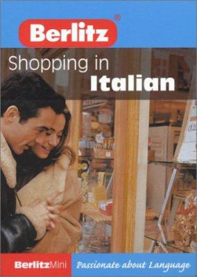 Berlitz Mini Shopping in Italian 9789812464071