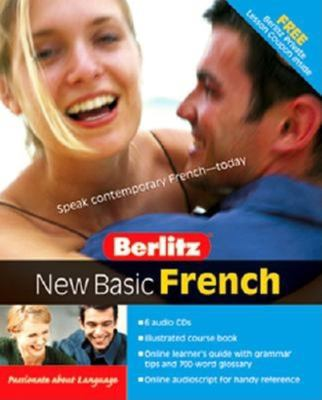 Berlitz New Basic French 9789812466563