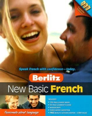 Berlitz New Basic French [With Course Book, Learner's Guide, Audioscript] 9789812462527