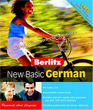 Berlitz New Basic German 9789812466587