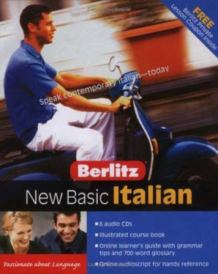 Berlitz New Basic Italian 9789812466570