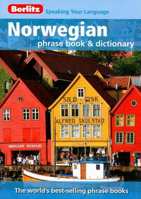 Berlitz Norwegian Phrase Book and Dictionary 9789812683274
