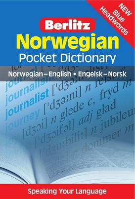 Norwegian Pocket Dictionary 9789812469595