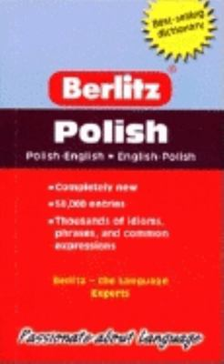 Berlitz Pocket Dictionary Polish-English 9789812464163