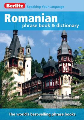 Berlitz Romanian Phrase Book & Dictionary 9789812684844