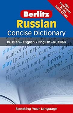 Russian Concise Dictionary 9789812680587