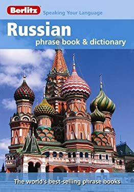 Berlitz Russian Phrase Book and Dictionary 9789812683281