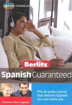 Berlitz Spanish Guaranteed 9789812466228
