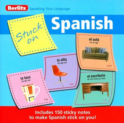 Berlitz Stuck on Spanish 9789812684264