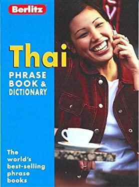 Berlitz Thai Phrase Book & Dictionary 9789812467911