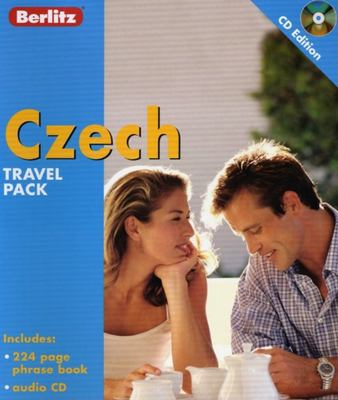 Berlitz Travel Pack Czech [With Phrase Book] 9789812465894