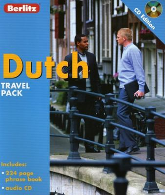 Berlitz Travel Pack Dutch [With Phrase Book] 9789812465900