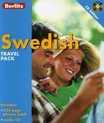 Berlitz Travel Pack Swedish [With Phrase Book] 9789812465924