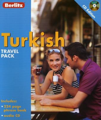 Berlitz Travel Pack Turkish [With Phrase Book]