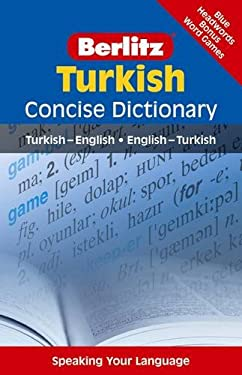 Turkish Concise Dictionary 9789812680594