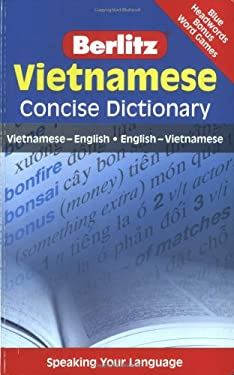 Vietnamese Concise Dictionary 9789812680228