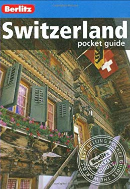 Berltiz Pocket Guide Switzerland 9789812683816