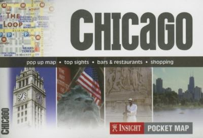 Chicago Insight Pocket Map 9789812585301