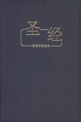 Chinese Bible-FL 9789812200495