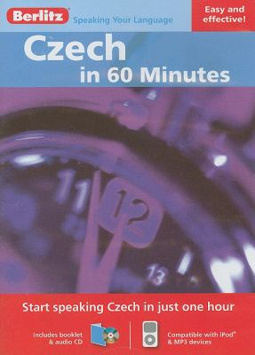Czech in 60 Minutes [With Booklet]