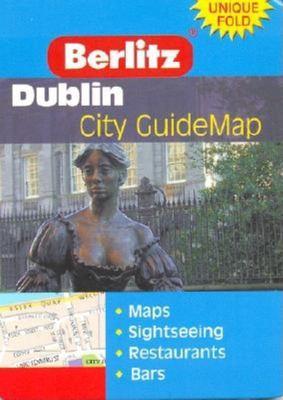 Dublin Berlitz Z Map 9789812464439